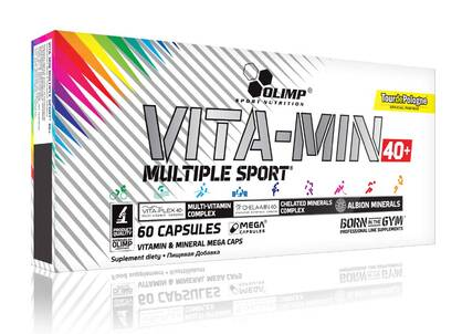 Vita-Min Multiple Sport 40+ Olimp