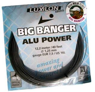 Naciąg Tenisowy Big Banger Alu Power Luxilon