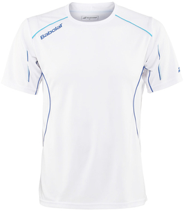 Koszulka T-Shirt Babolat Match Core Men - White