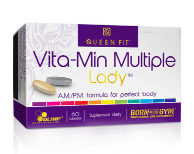 Vita-Min Multiple Lady - Olimp