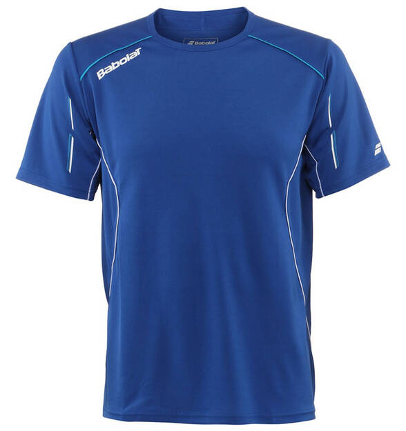 Koszulka Babolat T-Shirt Match Core Men - Blue w ziba.pl