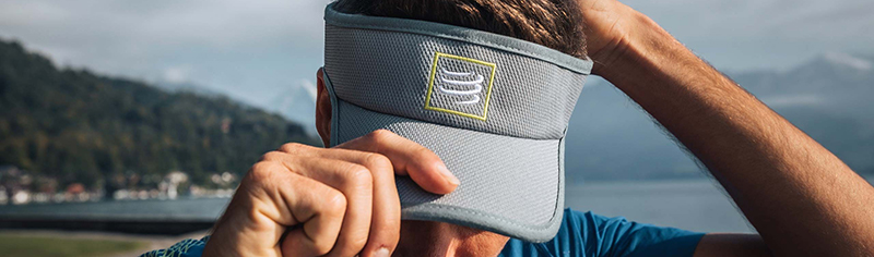 Visor Tradewind Lime by Compressport